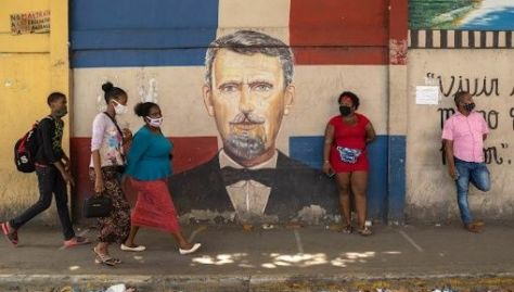 Un suceso que empañó la cita electoral fue el asesinato de un dirigente local del Partido Revolucionario Moderno a las afueras de un centro electoral en la capital dominicana.