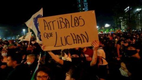 Se trata de un camino que siembra esperanza y por el que muchos recuerdan al Presidente Salvador Allende.