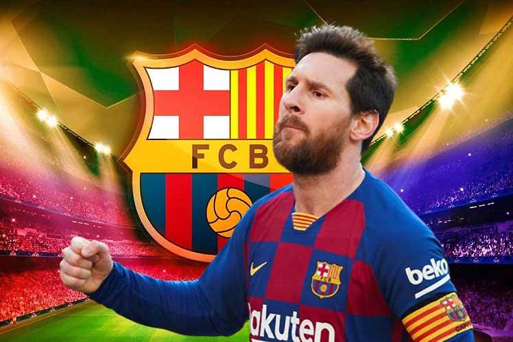 Elsewhere, juventus still seek their first serie a win, while. Que Logros Tuvo Lionel Messi Con El Fc Barcelona Noticias Telesur
