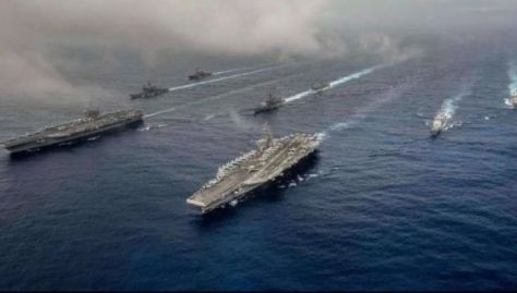 """Los comentarios de Biden niegan la política estadounidense de """"ambigüedad estratégica"""", por la cual Washington ayuda a Taiwán  pero sin comprometerse a salir en  su respaldo."""