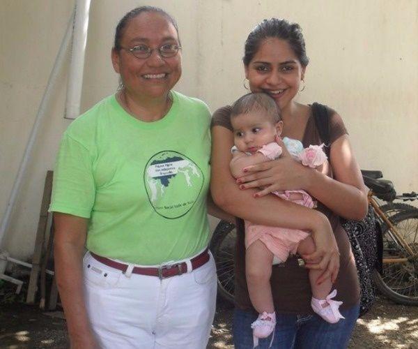 Image result for Margarita Montserrat Salinas Murillo honduran exile