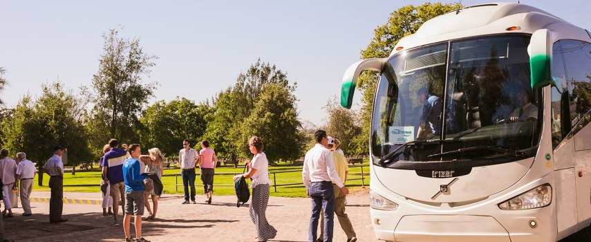buses de turismo San Antonio