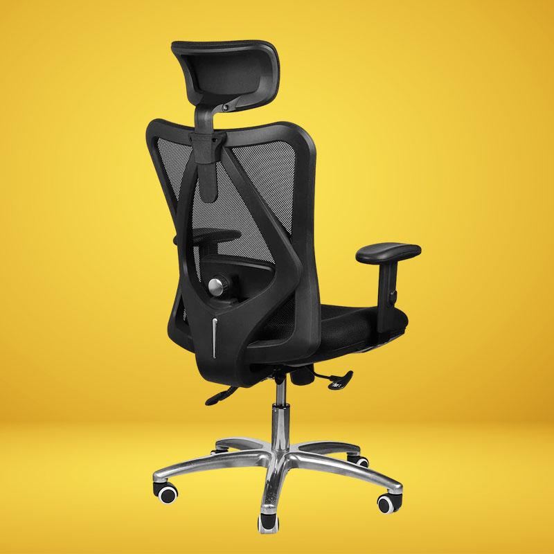 chaise de bureau ergonomique pour le