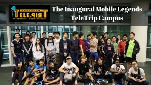 The Inaugural Mobile Legends TeleTrip Campus