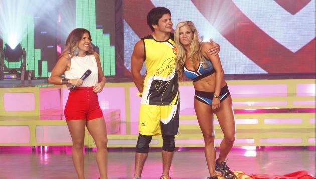 Mario Hart - Alejandra Baigorria