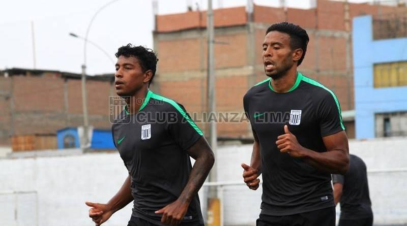 Alianza Lima regresó a Matute para seguir con la pretemporada