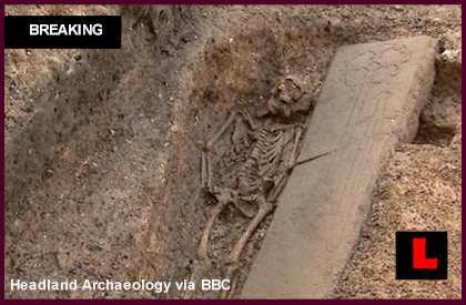 Medieval Knight Found Under Edinburgh Parking Lot