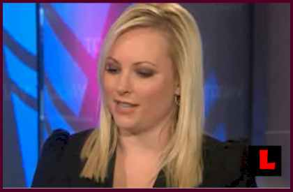 Meghan McCain chatting with the communists on The View.