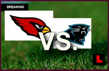 Panthers vs. Cardinals 2013: Gano Scores Two Field Goals