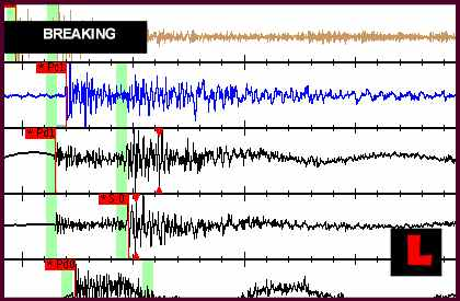 San Diego Earthquake Mystery Today April 13 Prompts Sonic Boom Sound