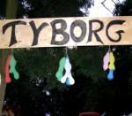 TYBORG: Halálkomolytalan történetek