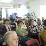 Író-olvasó találkozó Hanván