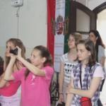 Gömört és a bátkai alapiskolát meglátogatta a budapesti testvériskolájuk
