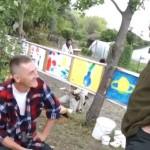 Győry Attila kopjafát szeretne