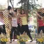 Vásárúti falunap 2011: Fóvószenekar és modern táncok