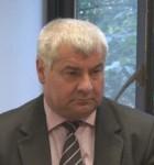 Érsek Árpád, a közlekedésügyi minisztérium államtitkára és Bugár Béla