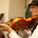 Pósfa zenekar: széki muzsika
