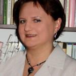 M. Csepécz Szilvia írónő