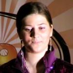 A Tehetség A Tét bakai fordulójának első előadója Varga Evelyn