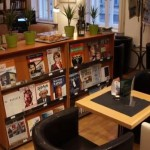 Café Nappali - olvasó a Pozsonyi Magyar Intézetben