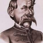 Arany János karikatúra