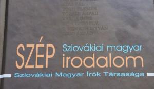 Szlovákiai magyar szépirodalom