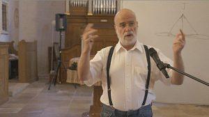 Beke László művészettörténész előadása Somorján