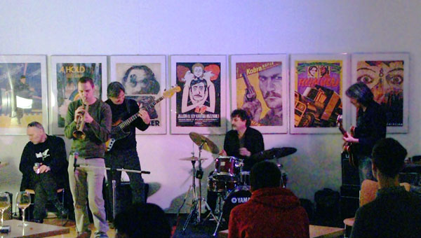 DejaVu band of jazz & blues music