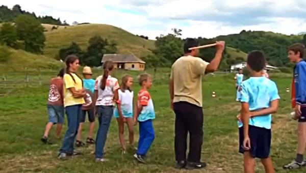 Baranta gyermektábor méta