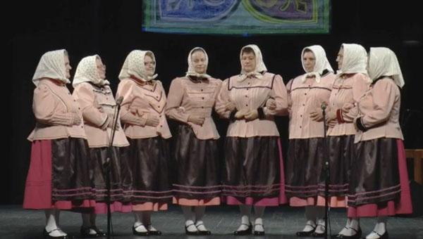 Búzakalász Női Éneklőcsoport, Bodolló