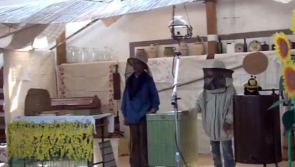Népi méhészkedés Gömörben