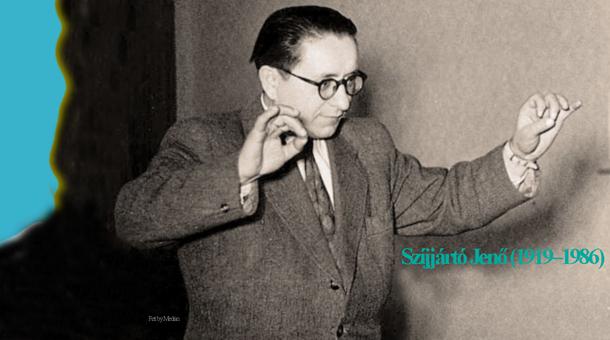Szíjjártó Jenő születésének 100. évfordulójára