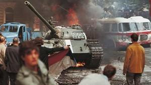 Csehszlovákia megszállása, 1968 augusztus 21.