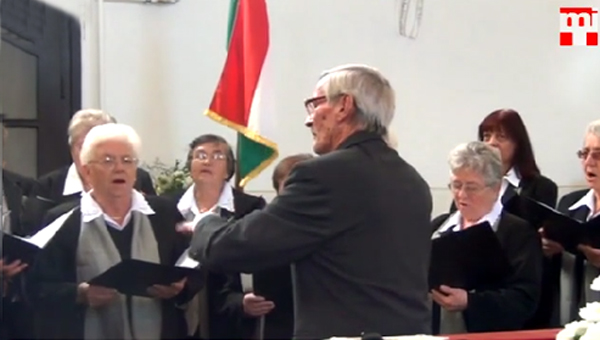 Gömörhorkai Református Gyülekezet Női Kara