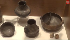 Szőgyénben a falutörténeti és régészeti kiállításon