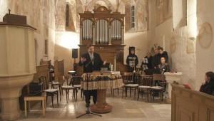 Jótékonysági koncert a somorjai református templomban