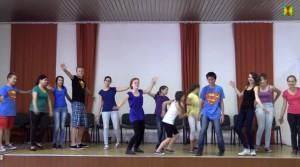 Gyermek színjátszó tábor 2014
