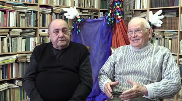 Jarábik Imre és Héger Károly