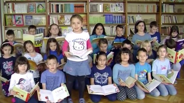 Kulcsár Ferenc versei a dunaszerdahelyi Kodály Zoltán Alapiskola diákjainak előadásában