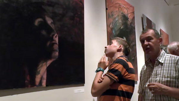 Szabó Ottó kiállítása