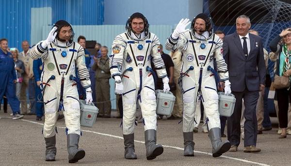 Elindult az űrbe az első dán asztronauta