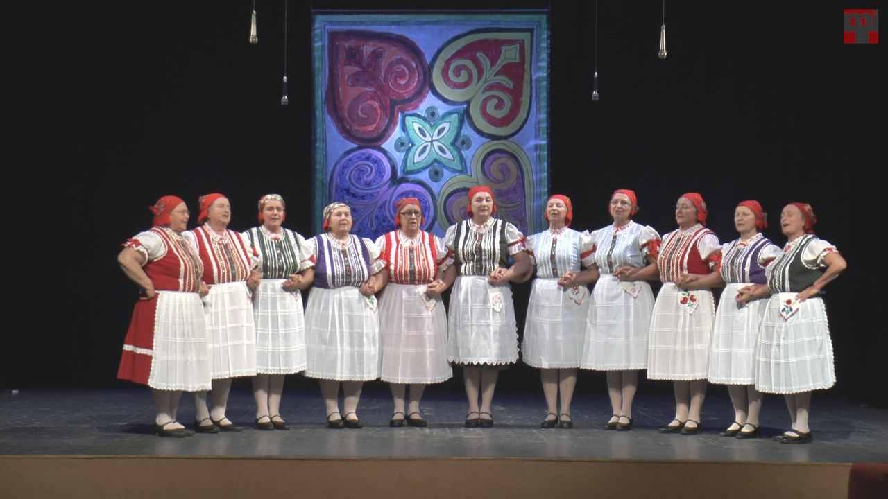 Búzavirág női éneklőcsoport (Naszvad)