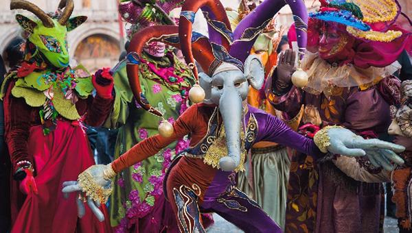 Velencei karnevál 2016