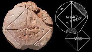 A babiloni matematikai segédeszköz