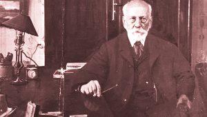 Görgey Artúr időskori fényképe Apostoli öregkort ért meg, 98 éves korában hunyt el