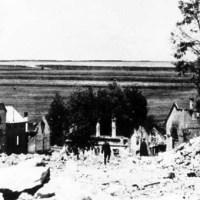 A teljes férfilakosságot lemészárolták • Lidice, 1942, Európa