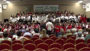 Összkar a Csengő Énekszó fesztiválon Érsekújvárban 2016