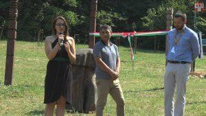 Gombaszögi Nyári Tábor megnyitó