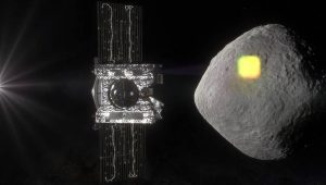 Irány az Bennu aszteroida