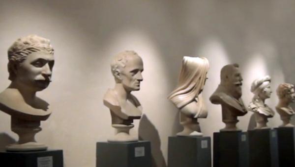 Ferenczy István művei Rimaszombatban 2012